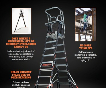 CAGE Ladders »