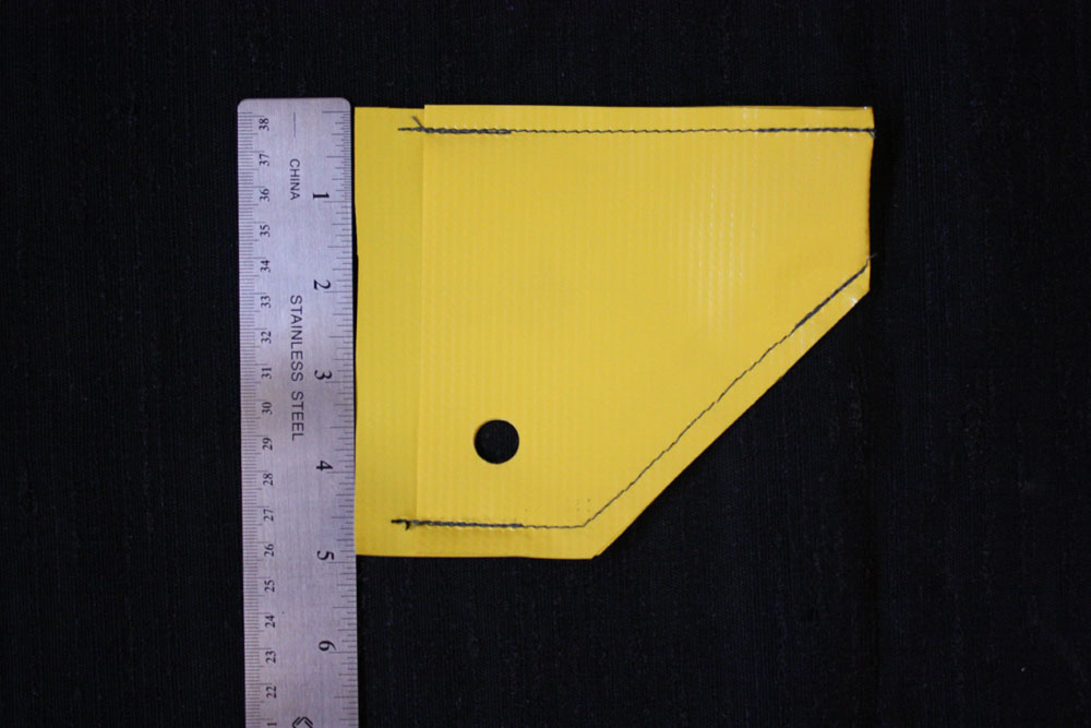 "UP211936: Small Loading Bag – 250 units per box Designed for holes 1.5"" – 2.5"" in diameter"